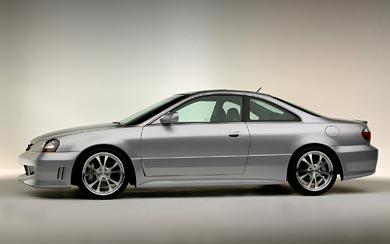 2002 Acura 3.2 CL Type-S wallpaper thumbnail.