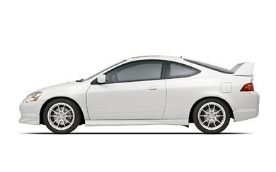 2002 Acura RSX Type-S wallpaper thumbnail.