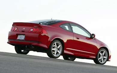 2005 Acura RSX Type-S wallpaper thumbnail.