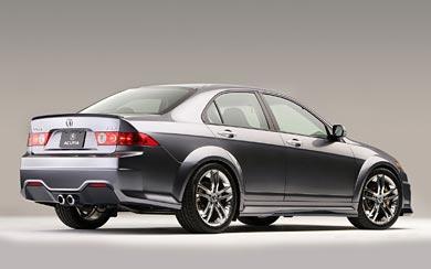 2005 Acura TSX A-Spec Concept wallpaper thumbnail.