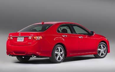 2011 Acura TSX Special Edition wallpaper thumbnail.