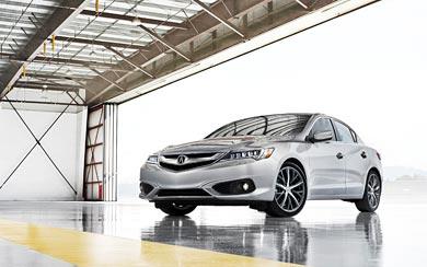 2016 Acura ILX wallpaper thumbnail.