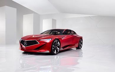 2016 Acura Precision Concept wallpaper thumbnail.