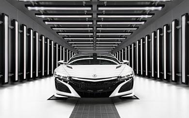 2019 Acura NSX wallpaper thumbnail.
