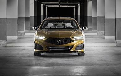 2021 Acura TLX Type S wallpaper thumbnail.