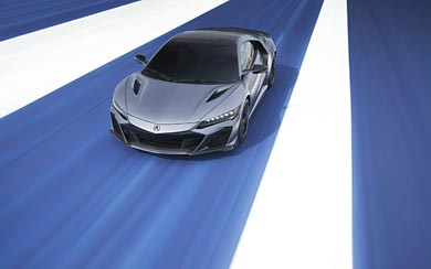 2022 Acura NSX Type S wallpaper thumbnail.