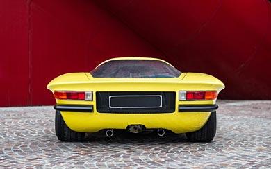1969 Alfa Romeo 33/2 Coupe Speciale wallpaper thumbnail.
