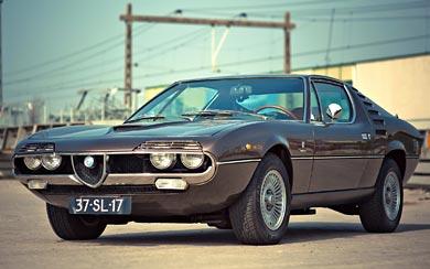 1970 Alfa Romeo Montreal wallpaper thumbnail.