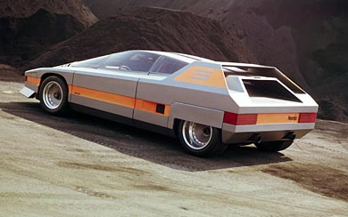 1976 Alfa Romeo 33 Navajo Concept wallpaper thumbnail.