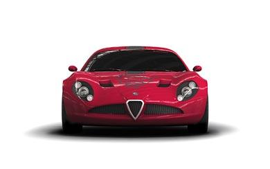 2010 Alfa Romeo TZ3 Zagato wallpaper thumbnail.