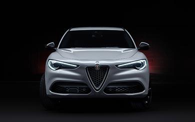 2021 Alfa Romeo Stelvio Veloce Ti wallpaper thumbnail.