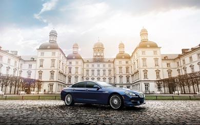 2014 Alpina B6 xDrive Gran Coupe wallpaper thumbnail.