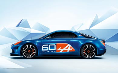 2015 Alpine Celebration Concept wallpaper thumbnail.
