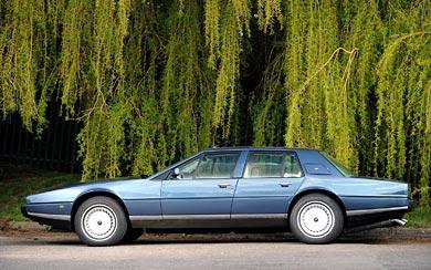 1976 Aston Martin Lagonda wallpaper thumbnail.