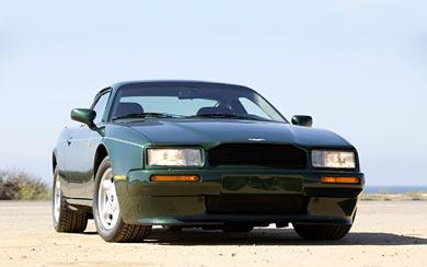 1989 Aston Martin Virage wallpaper thumbnail.