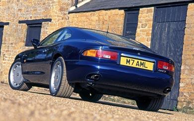 1994 Aston Martin DB7 wallpaper thumbnail.