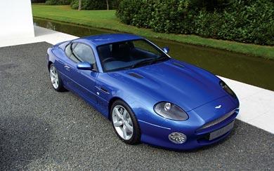 2003 Aston Martin DB7 GT wallpaper thumbnail.