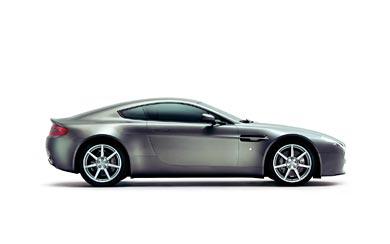 2006 Aston Martin V8 Vantage wallpaper thumbnail.
