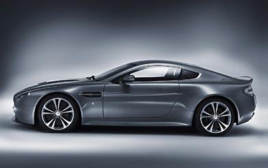 2010 Aston Martin V12 Vantage wallpaper thumbnail.