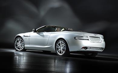 2011 Aston Martin DB9 Special Editions wallpaper thumbnail.