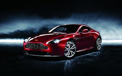 2012 Aston Martin Dragon 88 Limited Edition wallpaper thumbnail.