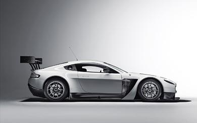 2012 Aston Martin V12 Vantage GT3 wallpaper thumbnail.