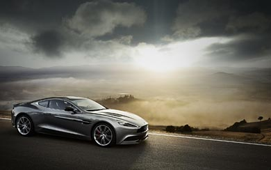 2013 Aston Martin AM 310 Vanquish wallpaper thumbnail.