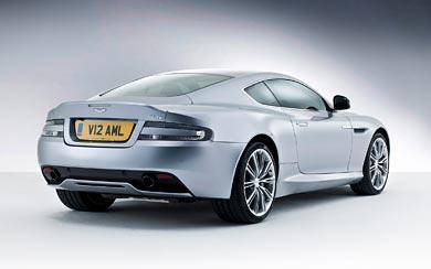 2013 Aston Martin DB9 wallpaper thumbnail.