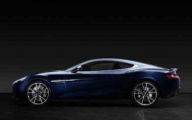 2013 Aston Martin Vanquish Centenary Edition wallpaper thumbnail.