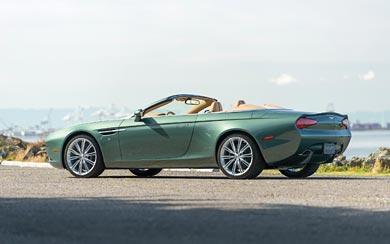 2014 Aston Martin DB9 Spyder Zagato Centennial wallpaper thumbnail.