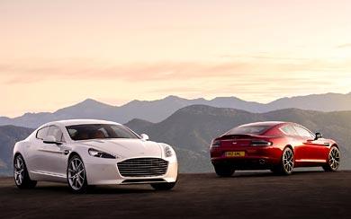 2014 Aston Martin Rapide S wallpaper thumbnail.