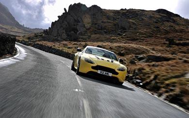 2014 Aston Martin V12 Vantage S wallpaper thumbnail.