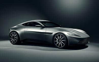 2015 Aston Martin DB10 Spectre wallpaper thumbnail.
