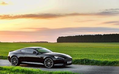 2015 Aston Martin DB9 Carbon Edition wallpaper thumbnail.