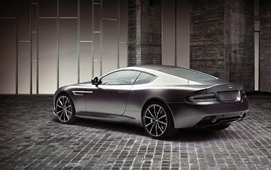 2015 Aston Martin DB9 GT Bond Edition wallpaper thumbnail.