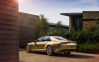 2015 Aston Martin Lagonda Taraf wallpaper thumbnail.