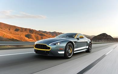 2015 Aston Martin V8 Vantage GT wallpaper thumbnail.