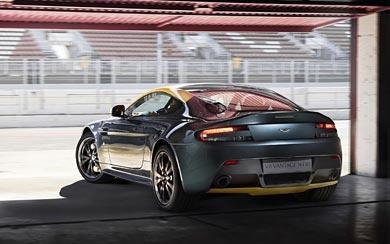 2015 Aston Martin V8 Vantage N430 wallpaper thumbnail.