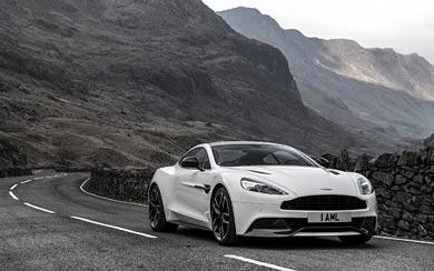 2015 Aston Martin Vanquish Carbon Edition wallpaper thumbnail.