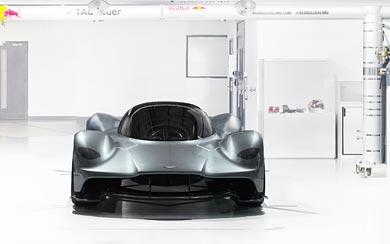 2016 Aston Martin AM-RB 001 Concept wallpaper thumbnail.