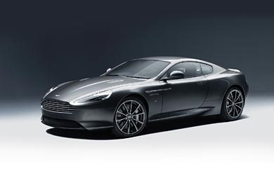 2016 Aston Martin DB9 GT wallpaper thumbnail.