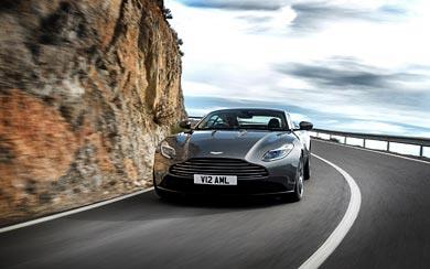 2017 Aston Martin DB11 wallpaper thumbnail.