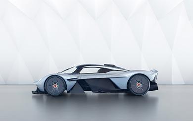 2018 Aston Martin Valkyrie wallpaper thumbnail.