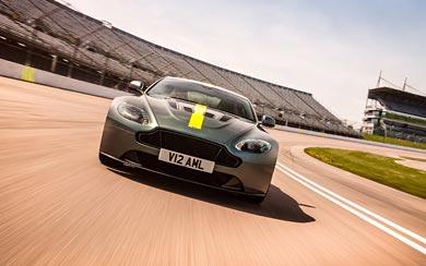 2018 Aston Martin Vantage AMR wallpaper thumbnail.