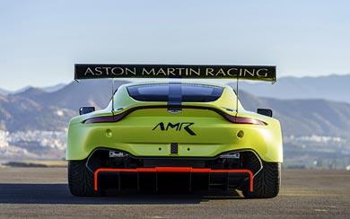 2018 Aston Martin Vantage GTE wallpaper thumbnail.