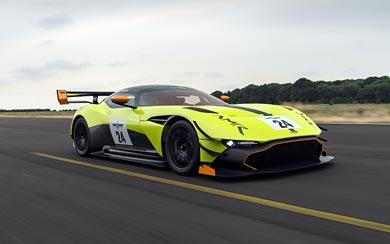 2018 Aston Martin Vulcan AMR Pro wallpaper thumbnail.