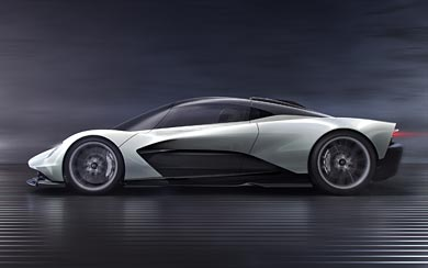 2019 Aston Martin AM-RB 003 Concept wallpaper thumbnail.
