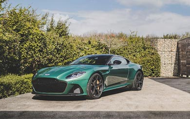 2019 Aston Martin DBS 59 wallpaper thumbnail.