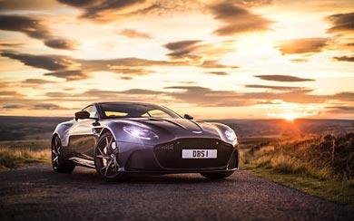 2019 Aston Martin DBS Superleggera wallpaper thumbnail.