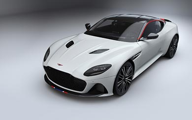2019 Aston Martin DBS Superleggera Concorde Edition wallpaper thumbnail.